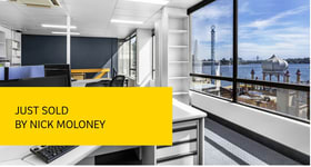 Offices commercial property sold at 7/6 Glen Street Milsons Point NSW 2061