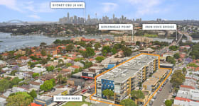 Shop & Retail commercial property sold at Shop 4/77-105 Victoria Road Drummoyne NSW 2047