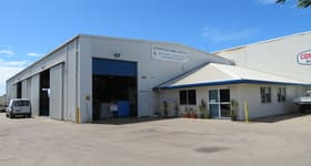 Factory, Warehouse & Industrial commercial property sold at 38 Enterprise Street Paget QLD 4740