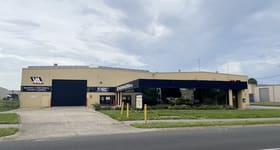 Factory, Warehouse & Industrial commercial property sold at 102-104 Malcolm Road Braeside VIC 3195