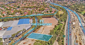 Development / Land commercial property for sale at 2C The Crescent Kingsgrove NSW 2208