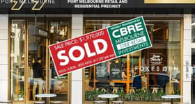 Shop & Retail commercial property sold at 99 Bay Street Port Melbourne VIC 3207