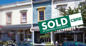 Shop & Retail commercial property sold at 305 Coventry Street South Melbourne VIC 3205