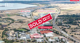 Development / Land commercial property sold at Significant land holding/1083 Cambridge Road Cambridge TAS 7170