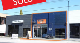 Shop & Retail commercial property for sale at 191 Chesterville Road Moorabbin VIC 3189