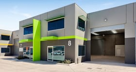 Factory, Warehouse & Industrial commercial property for sale at 8/463A Somerville Road Brooklyn VIC 3012