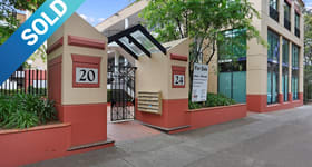 Offices commercial property sold at Suite 13/20-24 Gibbs Street Miranda NSW 2228