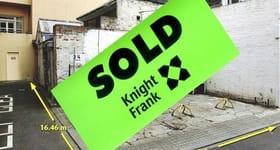 Development / Land commercial property sold at 24 Bennetts Lane Melbourne VIC 3000