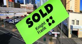 Development / Land commercial property sold at 243-263 Franklin Street Melbourne VIC 3000