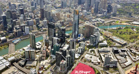 Development / Land commercial property sold at 93-119 Kavanagh Street Southbank VIC 3006