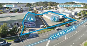 Factory, Warehouse & Industrial commercial property for sale at 6 Villiers Drive Currumbin Waters QLD 4223