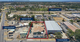 Factory, Warehouse & Industrial commercial property sold at 7 Spencer Street Cockburn Central WA 6164