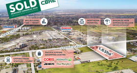 Development / Land commercial property sold at 142-150 Cooper Street Epping VIC 3076