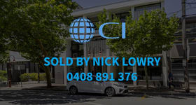 Offices commercial property sold at 79-81 Alexander Street Crows Nest NSW 2065