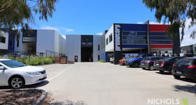 Factory, Warehouse & Industrial commercial property sold at 34 Access Way Carrum Downs VIC 3201