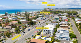 Development / Land commercial property sold at 2262 Gold Coast Highway Mermaid Beach QLD 4218