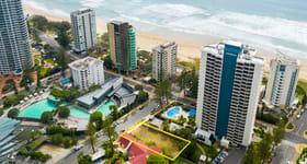 Development / Land commercial property sold at 12-14 Hamilton Avenue Surfers Paradise QLD 4217