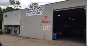 Factory, Warehouse & Industrial commercial property for sale at 1/27 Allgas Street Slacks Creek QLD 4127
