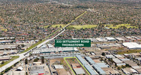 Development / Land commercial property sold at 333 Settlement Road Thomastown VIC 3074