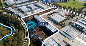 Factory, Warehouse & Industrial commercial property sold at 13/1B Matisi Street Thornbury VIC 3071