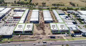 Factory, Warehouse & Industrial commercial property sold at 45/107 Wells Road Chelsea Heights VIC 3196