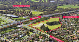 Development / Land commercial property sold at Mountain Highway & Burwood Highway Wantirna VIC 3152