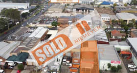Factory, Warehouse & Industrial commercial property sold at SHOP & YARD/13 Beresford Avenue Greenacre NSW 2190