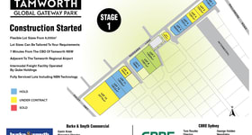 Development / Land commercial property for sale at Lots 1-13 Goddard Lane Tamworth NSW 2340