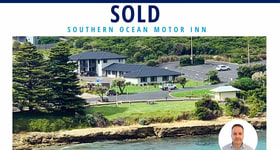 Hotel, Motel, Pub & Leisure commercial property sold at Port Campbell VIC 3269
