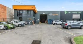 Factory, Warehouse & Industrial commercial property sold at 2 Paul Court Dandenong VIC 3175