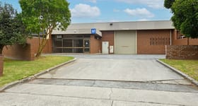 Factory, Warehouse & Industrial commercial property sold at 61 Roberts Avenue Mulgrave VIC 3170