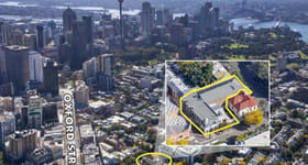 Development / Land commercial property sold at 43-45 Burton Street Darlinghurst NSW 2010