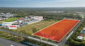 Factory, Warehouse & Industrial commercial property for sale at 150 Bruce Highway Eastern Service Road Burpengary QLD 4505