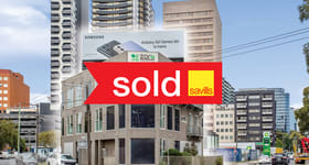 Development / Land commercial property sold at 313-317 Kings Way South Melbourne VIC 3205