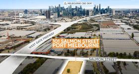 Development / Land commercial property for sale at 101 Salmon Street Port Melbourne VIC 3207