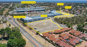 Development / Land commercial property for sale at 16 & 24 Hungerford Avenue & 4 Otley Close Halls Head WA 6210