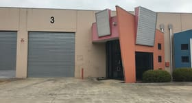 Factory, Warehouse & Industrial commercial property for sale at 3/6-8 Hogan Court Pakenham VIC 3810