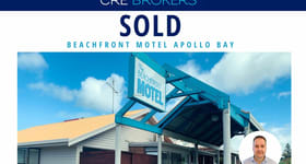 Hotel, Motel, Pub & Leisure commercial property sold at Apollo Bay VIC 3233