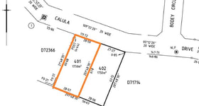 Development / Land commercial property for sale at 1/7B CALULA DRIVE Mount Gambier SA 5290