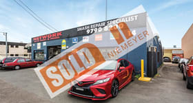 Factory, Warehouse & Industrial commercial property sold at Freestanding/14 Brunker Road Chullora NSW 2190