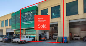 Factory, Warehouse & Industrial commercial property sold at 3/440 Dynon Road West Melbourne VIC 3003