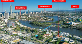 Development / Land commercial property sold at 4 Anembo Street Chevron Island QLD 4217