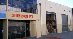 Showrooms / Bulky Goods commercial property sold at Unit 35/94-102 Keys Road Moorabbin VIC 3189