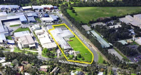 Factory, Warehouse & Industrial commercial property sold at 1029 Mountain Highway Boronia VIC 3155