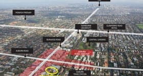 Development / Land commercial property sold at 6-8 Montrose Street Hawthorn East VIC 3123