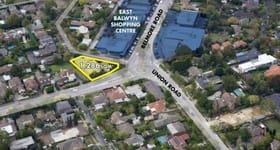 Development / Land commercial property sold at 383 Belmore Road Balwyn VIC 3103