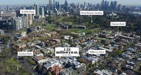 Development / Land commercial property sold at 1-23 Millswyn Street South Yarra VIC 3141
