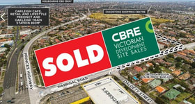Development / Land commercial property sold at 807-811 Warrigal Road Oakleigh VIC 3166