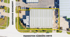 Factory, Warehouse & Industrial commercial property sold at 59 Lakewood Boulevard Carrum Downs VIC 3201
