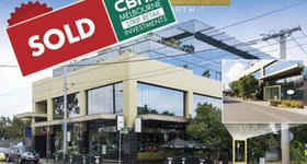 Shop & Retail commercial property sold at Shop 3/74 Doncaster Road Balwyn North VIC 3104